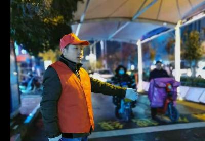 安徽泗县:志愿服务渐成城市新风尚