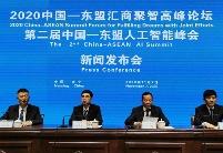 第二届中国—东盟人工智能峰会图集