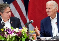 英媒:拜登政府将联合盟友共同对抗中国