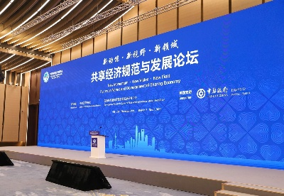 第三届进博会共享经济规范与发展论坛图集