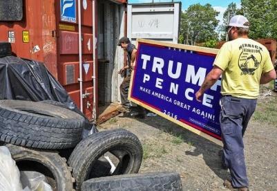 英媒评估特朗普的贸易记录