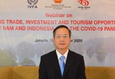 越南与印尼在新冠肺炎疫情背景下促进经济合作