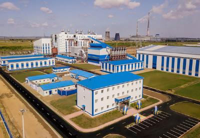 中企承建哈萨克斯坦YDD硅铁矿热电炉项目竣工投产