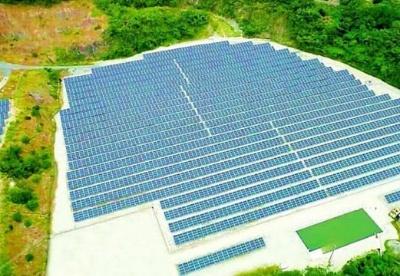 尚德电力的光伏电站在日本投入运行