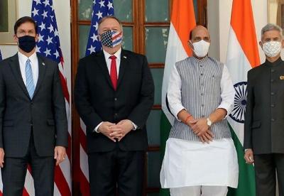 印智库分析美印军事协议效用