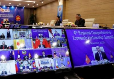 英媒:RCEP标志着亚洲区域经济一体化迈出重要一步