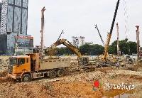 世界银行500强南粤银行湛穗两地大厦加速建设