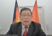 德国巴伐利亚州与越南共商《越欧自贸协定》带来的商机