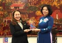 越南北宁省与马来西亚加强贸易投资领域合作