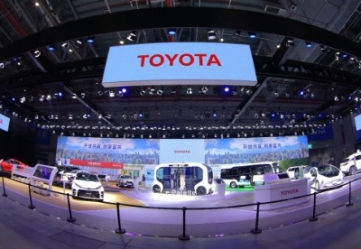 连续三年参加进博会 丰田探索出行新方案