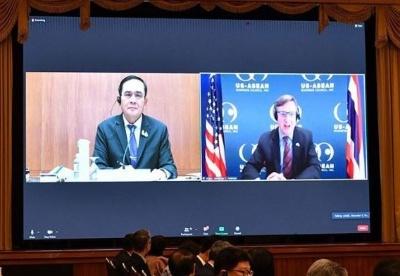 泰国总理通过视频向美国企业家推介EEC投资愿景