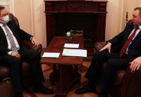 白俄罗斯和土耳其讨论了双边和多边形式的合作