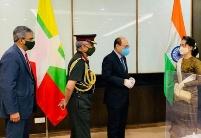 印智库称印度与缅甸正增进交往