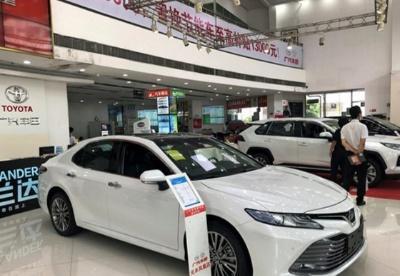 日本8家车企全球产量转增,在华生产坚挺