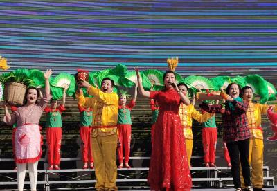 """芜湖市""""乡音·乡约—秋之实""""民俗文化活动周在无为启幕"""