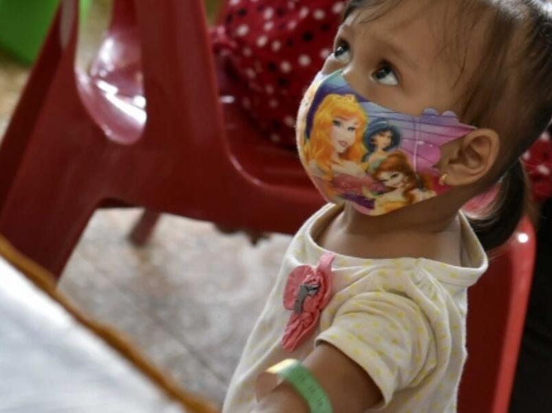 改善弱势群体营养状况 保障疫苗效力