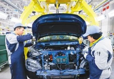 产销连续8个月增长 汽车产业持续复苏展韧性
