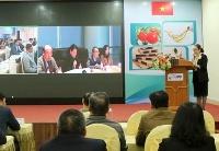 越南与中国企业技术和设备供需对接会在海防市举行
