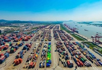 南京市前10月外贸进出口总额4292.9亿元