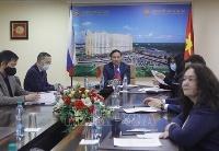 越俄在新形势下推动经贸合作向更高水平迈进