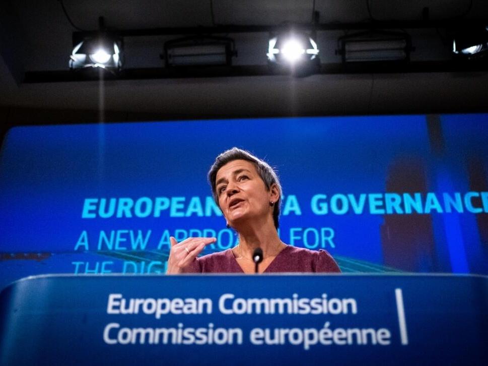 新颖的欧洲数据管理法案