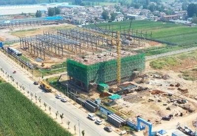 宿州埇桥区:多措并举 保障农民工足额领薪