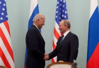 拜登政府治下的美俄关系