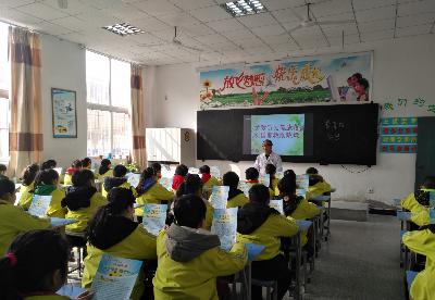 淮北烈山区:让更多残疾人享受到社会经济发展成果