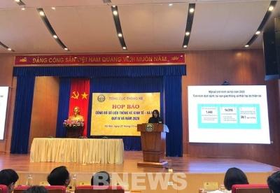越南统计总局:2020年被视为有效抑制通货膨胀的一年