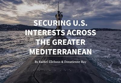 确保美国在地中海地区的利益