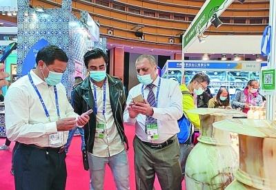 """东博会成为""""一带一路""""沿线国家的新机遇"""