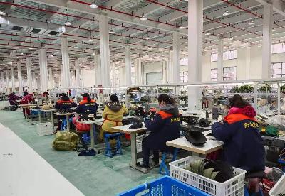 安徽泗县:穿上小布鞋  踏上新征程
