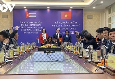 2025年越南与古巴力争将双边贸易额提升至5亿美元
