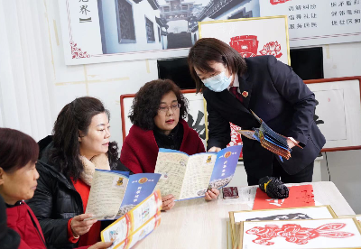 """安徽蚌埠:""""三社联动""""与法有约"""
