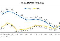 统计局:2020年全国居民消费价格(CPI)同比上涨2.5%