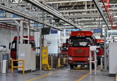 中国车企海外布局迎来新动能新机遇