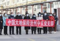 """可爱的河北大地的""""红袖章""""与""""红马甲""""们——中国大地保险河北分公司员工逆行而上战疫情"""