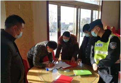 安徽凤阳:联防联控,筑牢疫情防控线