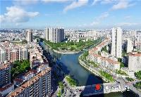 赤坎全力建设湛江城市客厅中央商务区和首善之区