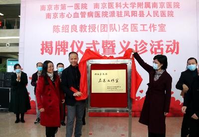 安徽凤阳:刚柔并济引人才,活水入渠育良医