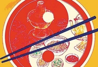 中国美食走进俄罗斯