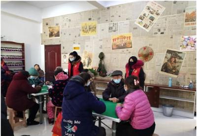 安徽泗县:扎根群众,志愿服务入实入微惠民生