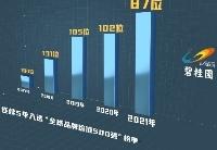 """""""2021年全球品牌价值500强""""榜单发布 碧桂园连续五年入选"""