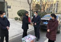 安徽泗县:文明实践不打烊 志愿服务添年味