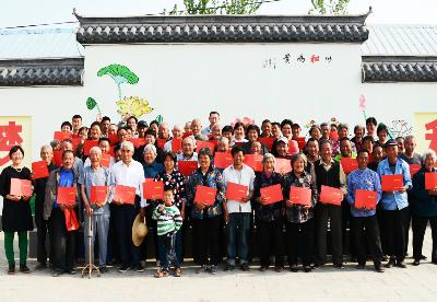 安徽泗县:打造精神软实力  撬动振兴大梦想