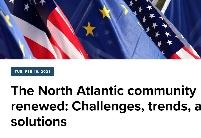 北大西洋共同体:挑战、趋势和解决方案