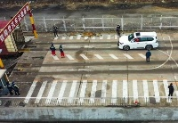 我国首条东亚至中亚商品车多式联运通道正式开通