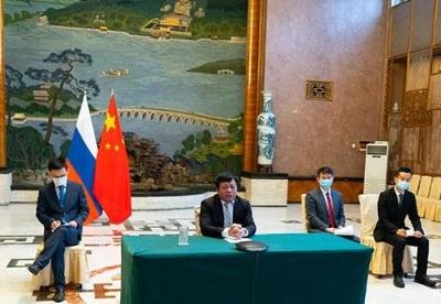 张汉晖大使:中俄双边贸易额仍保持千亿美元规模