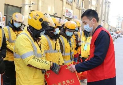 安徽泗县:志愿服务在一线   实践温暖一座城