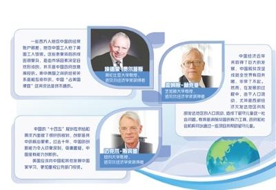 """中国发展高层论坛举行——高频词描绘全球经济""""热力图"""""""